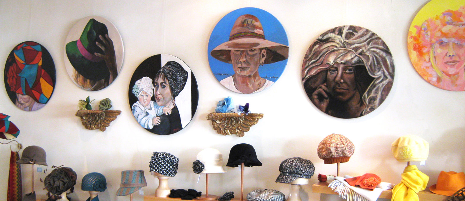 Atelierkurs der Malerin Carolin Beyer