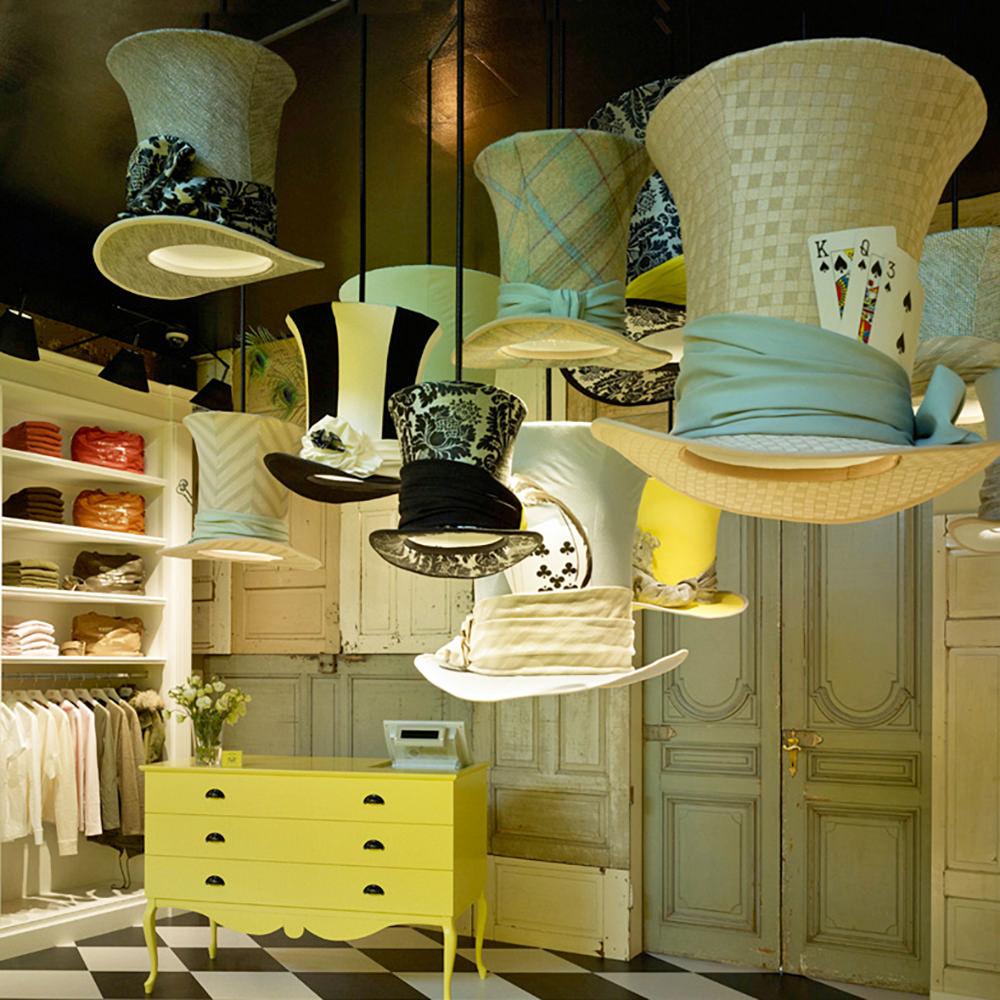 Hutlampen von Birke Breckwoldt