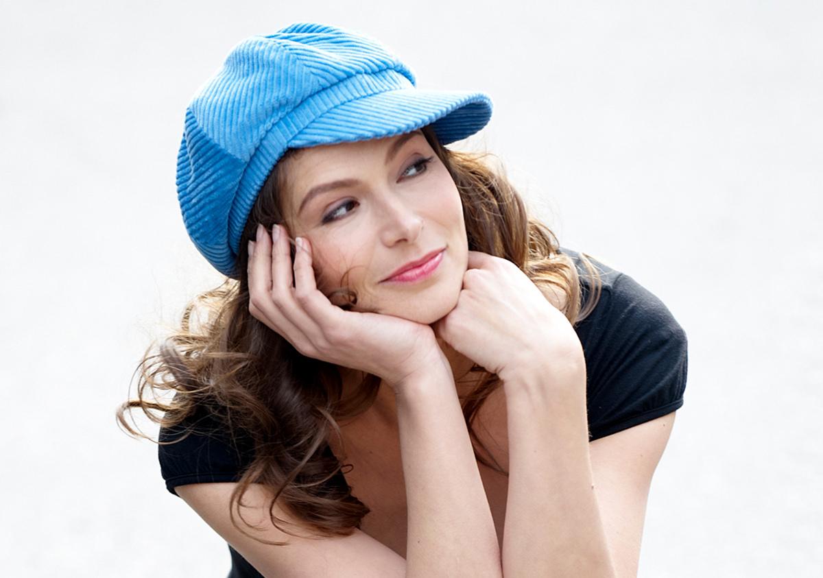Anfertigung von Hüten und Kopfschmuck für Stefanie Schmid
