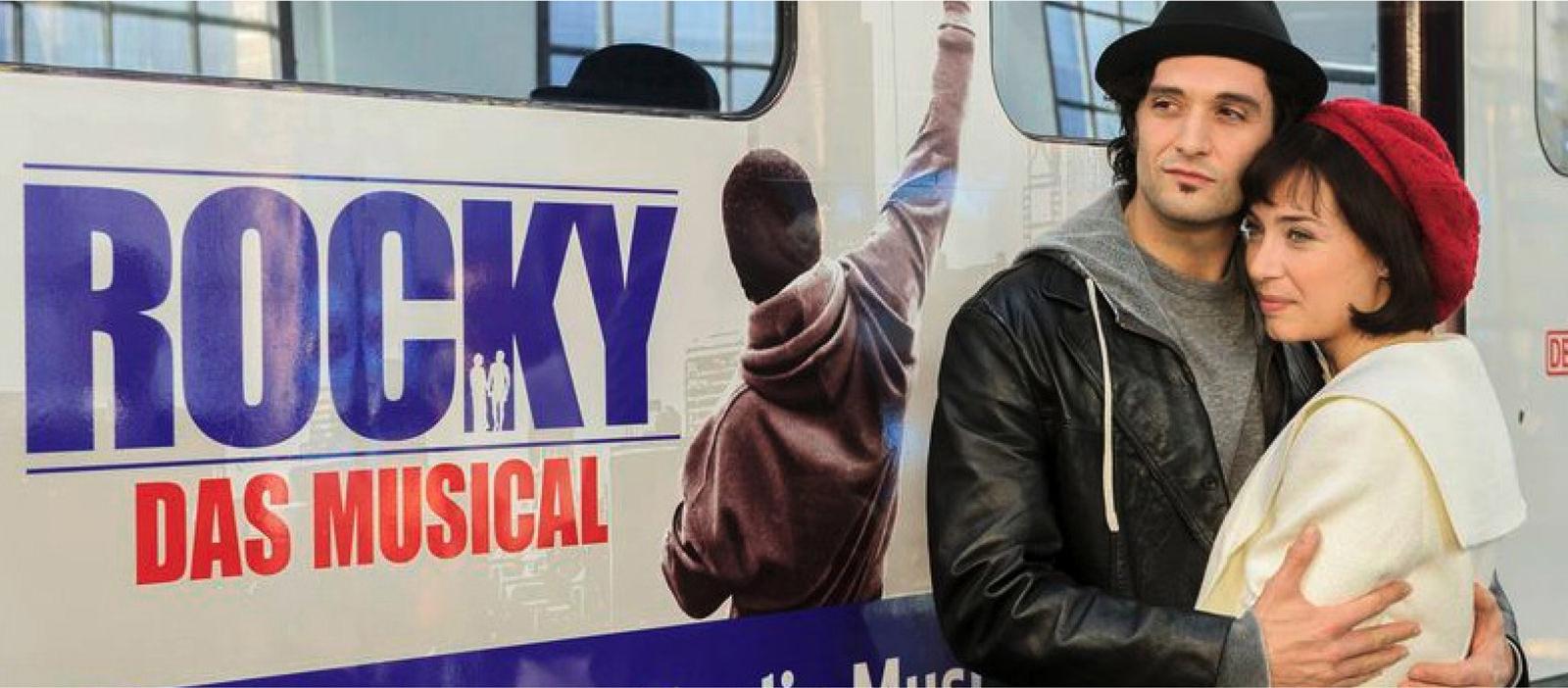 Mützen Anfertigung für das Musical Rocky