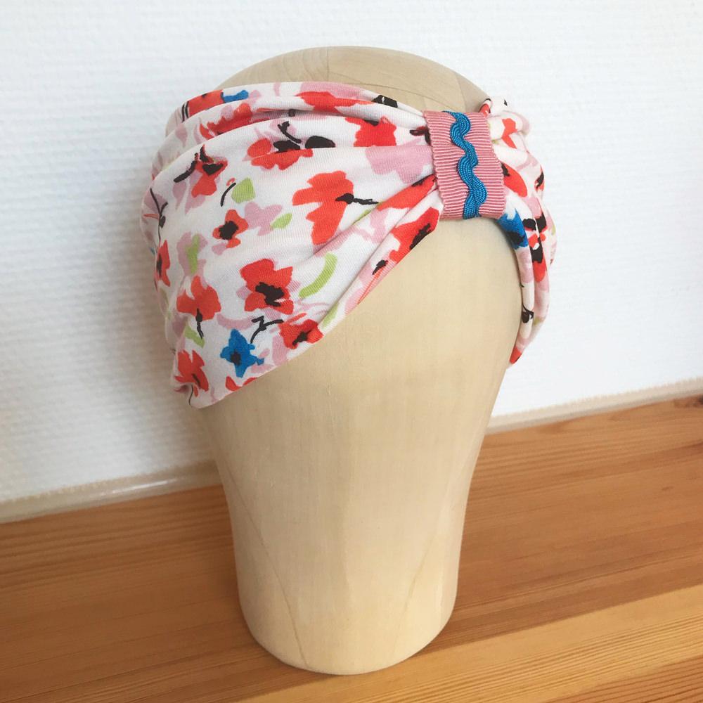 Stirnband aus Viscosejersey
