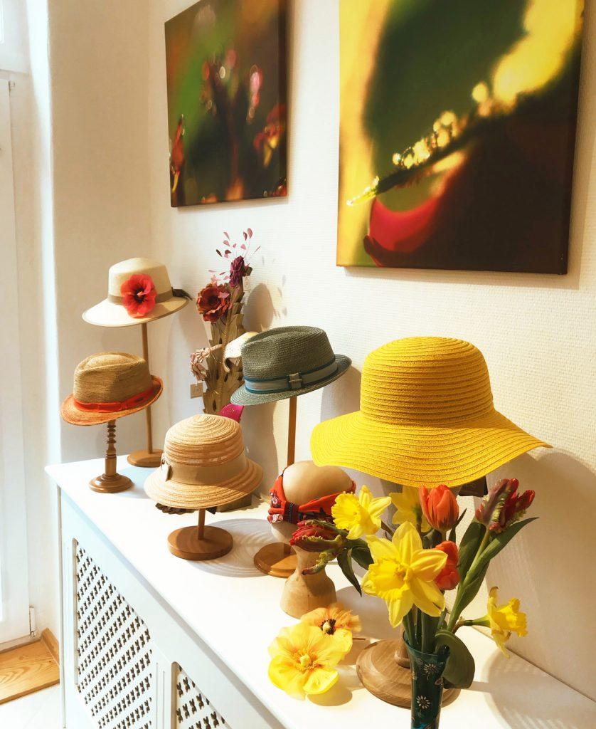 Handgefertigte Hüte in Hitzacker kaufen